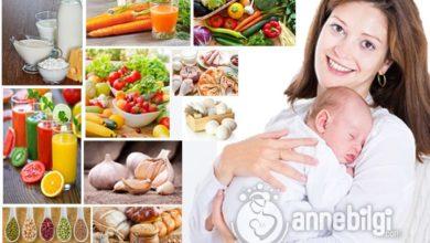 Photo of Anne sütünü artıran yiyecekler