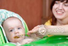 bebeğe altı aydan sonra ne yedirilmeli
