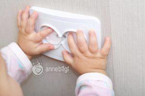 bebek büyütürken evde alınması gereken önlemler