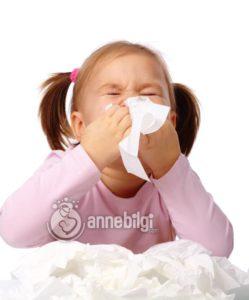 bebeklerde grip ve nezle tedavisi