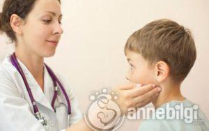 çocuklarda neden lenf bezi şişlikleri olur
