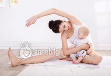 doğum sonrası egzersiz hareketleri