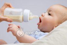 emmeyen bebek için beslenme