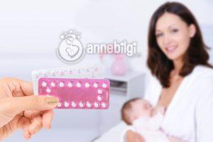 emzirme döneminde doğum kontrolü