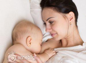 emzirmenin anneye faydaları