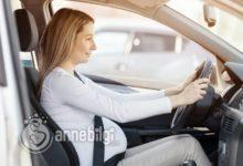 hamilelikte araba kullanmak