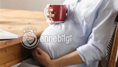 hamilelikte çay kahve içmek zararlı mı