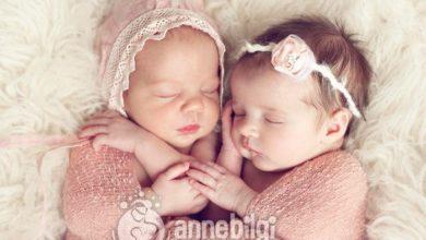 Photo of ikiz bebeğin olması kime bağlı