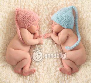 ikiz bebek büyüme aşaması